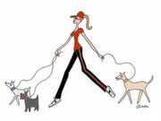 pet sitter dog walker
