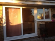 Double Glazed Patio Doors and Window