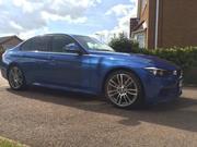 BMW 320D 2013 BMW 320D M SPORT BLUE