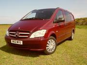 Mercedes-benz Vito Mercedes Vito 2012 113CDi campervan - brand new co