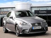 LEXUS IS 250 Lexus IS 2013 250 F-Sport 4dr Auto Saloon