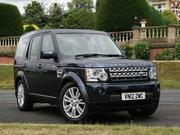 2012 land rover Land Rover Discovery 2012 Diesel SW 3.0 SDV6 255 X