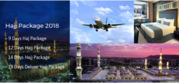 5 Star Hajj Packages 2018