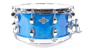 Liberty Drums - Aqua Blue Fade Series Snare Drum