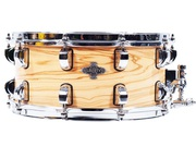 Liberty Drums - Olive Wood Exotic Series Snare Drum